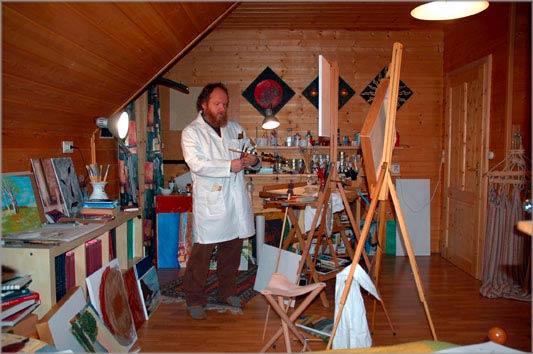 atelier malerei